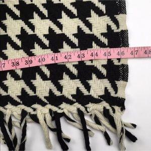 Faribault Woolen Mills Bedding - Faribault Woolen Mills Houndstooth Throw Blanket